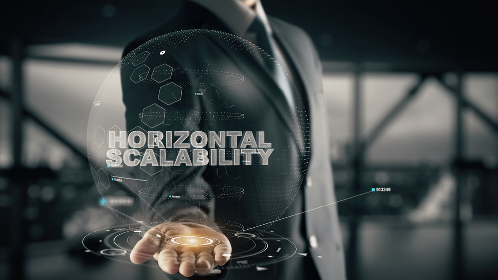 Scalabilità cloud computing - scalabilità orizzontale