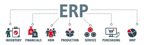 Alcuni tasselli applicativi di un sistema ERP