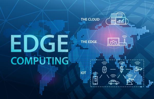 Edge computing, cloud computing, IoT