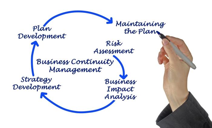 I pilastri della business continuity