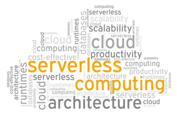 Serverless computing - Tag Cloud