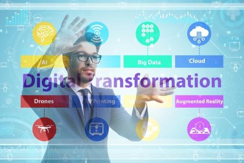 Digital Transformation - tecnologie esponenziali